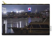 Boats On The Charles River Citgo Sign Boston Massachusetts Carry-all Pouch