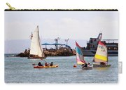 Boats Race Carry-all Pouch