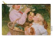Bob Apple Carry-all Pouch by Frederick Morgan