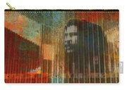 Bob Marley Abstract II Carry-all Pouch