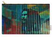 Bob Marley Abstract Carry-all Pouch