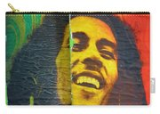 Bob Marley Door At Pickles Usvi Carry-all Pouch