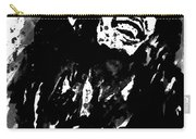 Bob Marley Silhouette   Carry-all Pouch