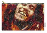 Bob Marley Vegged Out Carry-all Pouch