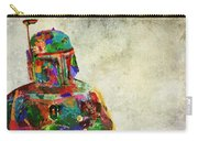 Boba Fett In Colour Carry-all Pouch