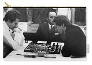 Bobby Fischer (1943-2008) Carry-all Pouch