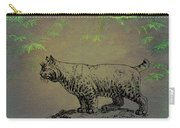 Bobcat Carry-all Pouch
