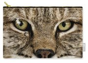 Bobcat Whiskers Carry-all Pouch