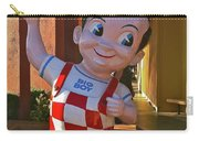 Bob's Big Boy Welcomes You Carry-all Pouch