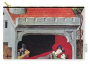 Boccaccio: Lovers, C1430 Carry-all Pouch