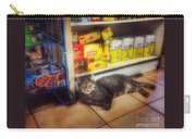 Bodega Cat - At Home In New York Carry-all Pouch