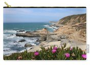 View From Bodega Head In Bodega Bay Ca  Carry-all Pouch by Christy Pooschke