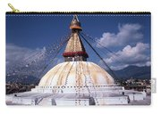 Bodhnath Stupa Carry-all Pouch