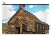 Bodie Church IIi Carry-all Pouch