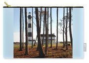 Bodie Island Light Through The Pines Carry-all Pouch