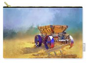 Bodie Ore Wagon Painted Carry-all Pouch