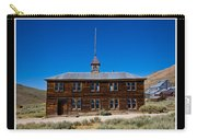 Bodie Schoolhouse Carry-all Pouch