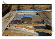 Bodie Through Buckboard Carry-all Pouch