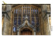 Bodleian Library Door - Oxford Carry-all Pouch by Yhun Suarez