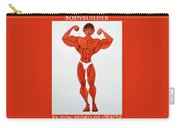Bodybuilder Carry-all Pouch