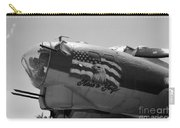 Boeing B-17g Flying Fortress Nose Art Carry-all Pouch