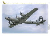 Boeing B-29 Superfortress Fifi In Flight Carry-all Pouch