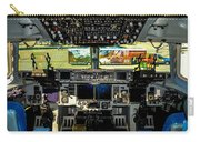 Boeing C-17 Globemaster IIi Cockpit Carry-all Pouch
