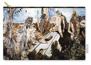 Bogomils Court Carry-all Pouch by Otto Rapp