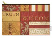 Bohemian Red Spice 2 Carry-all Pouch