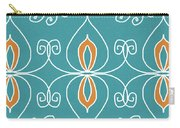 Boho Ornamental 3- Art By Linda Woods Carry-all Pouch