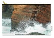 Boiler Bay Waves Carry-all Pouch