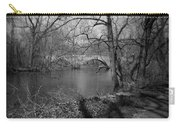 Boiling Springs Stone Bridge Carry-all Pouch