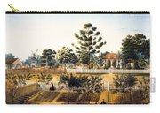 Bois De Fleche Plantation Louisiana 1861 Carry-all Pouch