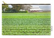 Bok Choy Field And Farm Carry-all Pouch