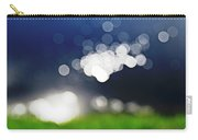 Bokeh By The Lake Carry-all Pouch
