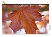 Bokeh Maple Carry-all Pouch