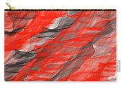 Bold And Dramatic Carry-all Pouch