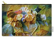 Bold Bouquet Carry-all Pouch