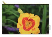 Bold  Daylily Carry-all Pouch