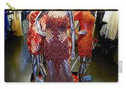 Bold Mannequins Fashion Display In Palma Majorca Spain Carry-all Pouch