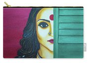 Bold Yet Beautiful Carry-all Pouch