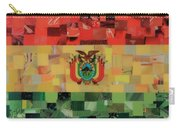 Bolivia Flag Carry-all Pouch