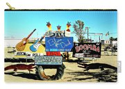 Bombay Beach Carry-all Pouch