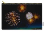 Bombs Bursting In The Air Carry-all Pouch by Robert Bales