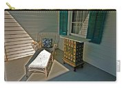Bon Secour Lounge On The Porch Carry-all Pouch