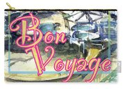 Bon Voyage Cruise Carry-all Pouch