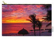 Bonaire Sunset 1 Carry-all Pouch
