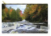 Bond Falls In Autumn Carry-all Pouch