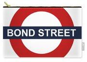 Bond Street Carry-all Pouch