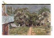Bonnard: Balcony, 1909-10 Carry-all Pouch
